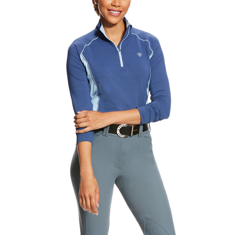Ariat® Ladies AriatTEK Tri Factor Cool Pullover 10025765 10025769