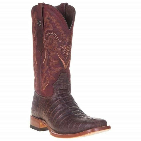 Tanner Mark Men's Caiman Tail Boots TM207004