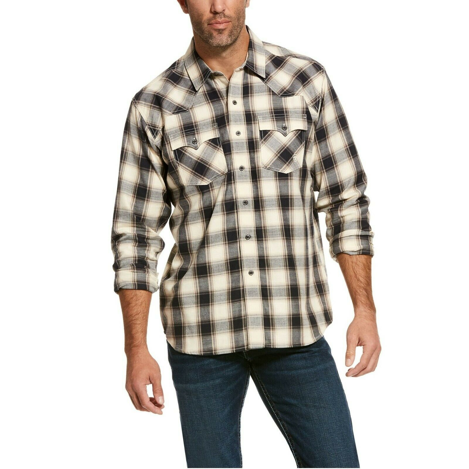 Ariat  Men's Smokey Kaiser Retro Snap Shirts 10028161