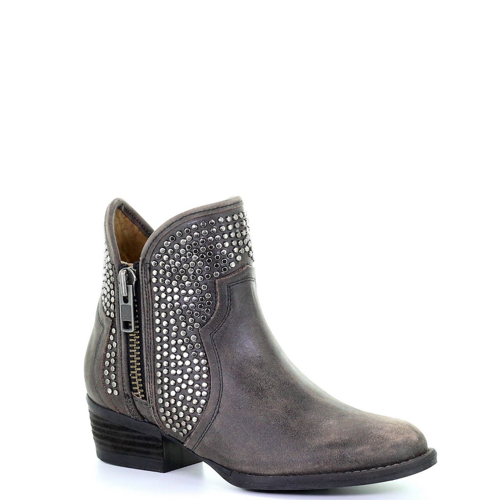 Circle G By Corral Ladies Black Studded