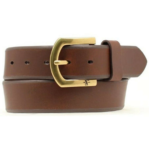 Nocona HD-Xtreme Men's Brown Leather Belt N2710402