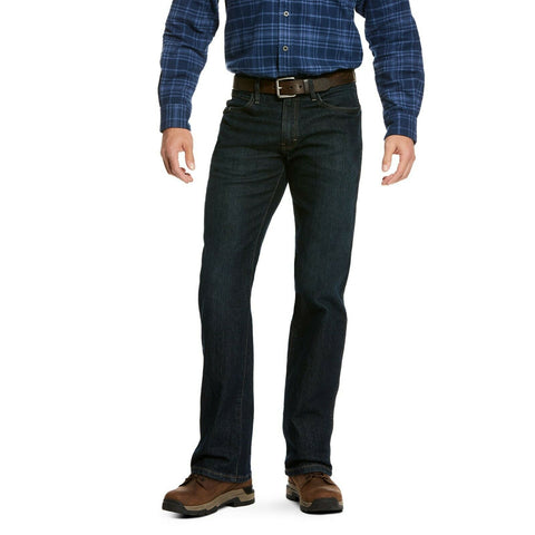 Ariat® Men's Rebar M4 Durastretch Straight Leg Work Jeans 10027734