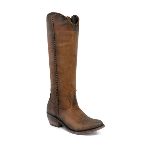 Liberty Black Vegas Faggio Tall Boot LB-711173