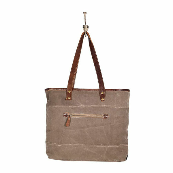 Myra Bag Cotton Rug Heavenly Tote Bag S-1964
