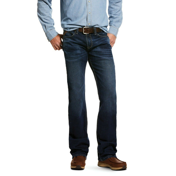 Ariat® Men's M7 Rocker Stretch Montecito Straight Leg Jeans 10030276