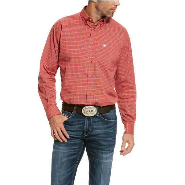 Ariat® Men's Flame Smulders Pro Series Stretch Classic Shirt 10028193