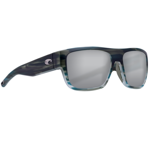 Costa Sampan Reef Frame with Glass Lens Sunglasses MH1-253-OSGGLP