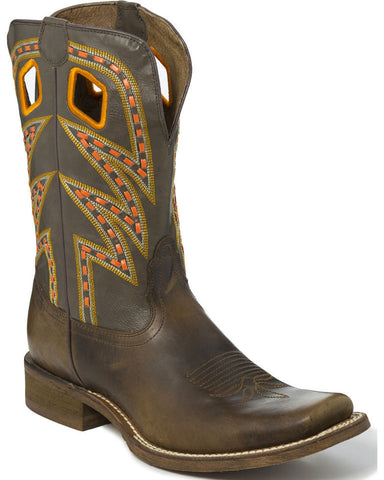 Nocona Men's Hero Golden Tan Volcano Boots NB5501