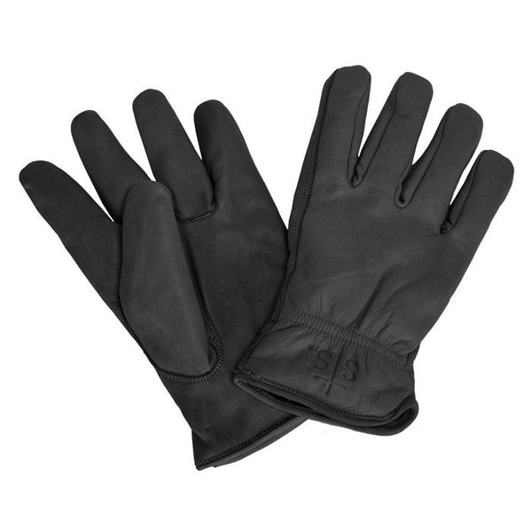 STS Ranchwear Water Resistant Leather Gloves Brown(7292) Black(7291)