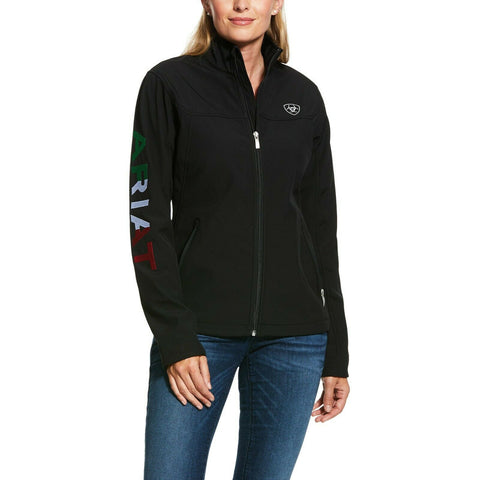 Ariat® Ladies Global Mexico Softshell Jackets 10031428