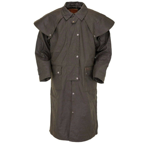 Outback Trading Men's Brown Low Rider Duster 2042-BRN