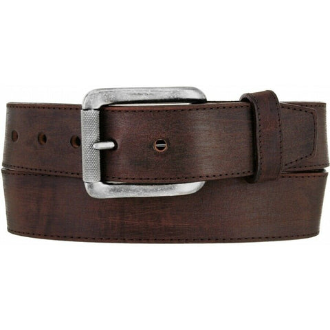 Justin Men's Brown Bomber Western Work Belt C11745