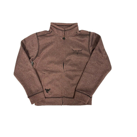 Cowboy Hardware Boys Maroon Cowboy to the Core Jacket 372140-244