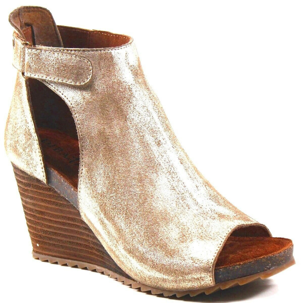 d35bcabb6d Diba True Ladies New Year Gold Open Toe Wedge Shoes 75212-GLD – Wild West  Boot Store