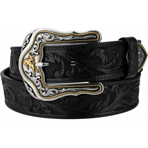 Brighton Men's Brown Westerly Ride Belts C41513