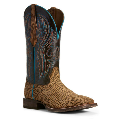 Ariat Men's Circuit Puncher Ancient Oak Chocolate Boots 10027192