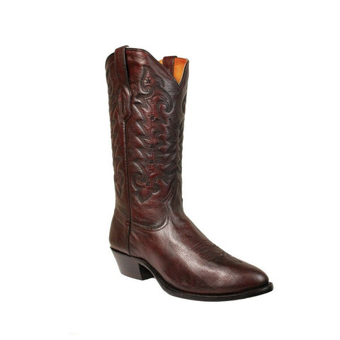 Corral Men's Black Cherry Round Toe Boots A3296