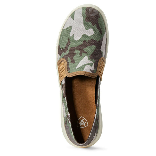 Ariat® Ladies Ryder Camo Print Shoes 10029732