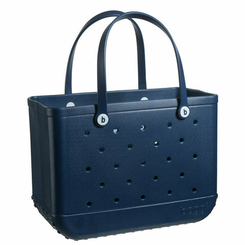 Bogg Bag Original Large You NAVY Me Crazy Bogg Tote 26OB-NMC
