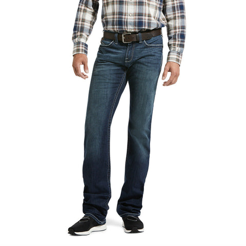 Ariat Men's M7 Rocker Stackable Straight Leg Jeans 10033517