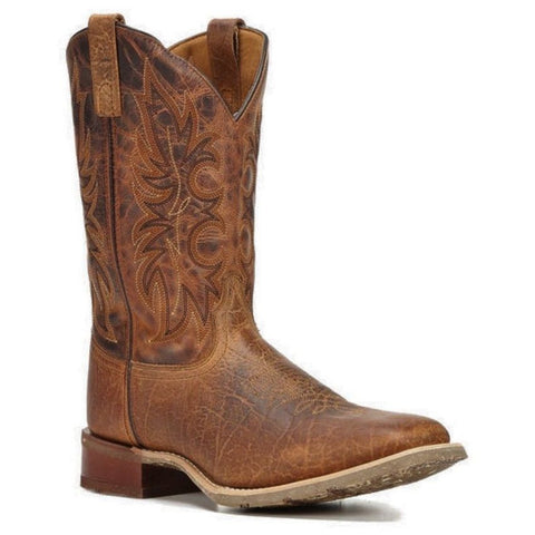 Laredo Men''s Rancher Rust Stockman Boot 7835 - Wild West Boot Store - 1