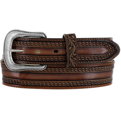 Brighton Men's Tan The Wild Bill Belts C42514