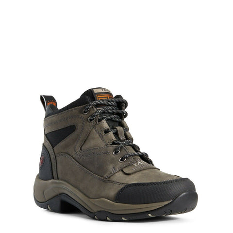 Ariat Ladies Terrain Shadow Gray Lace-up Boots 10029494