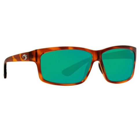 Costa Cut Honey Tortoise Frame With Green Lens Sunglasses UT 51 OGMP