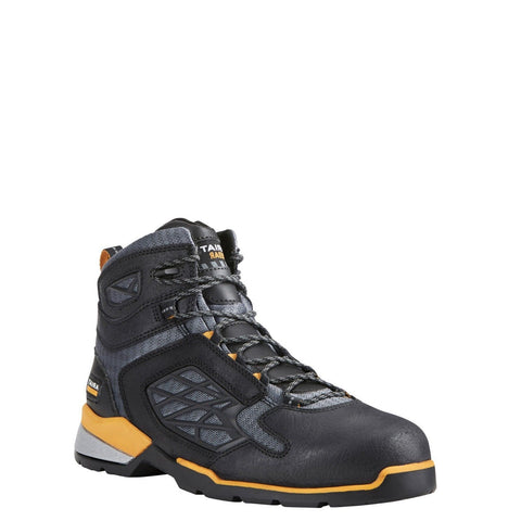 "Ariat® Men's Rebar Flex 6"" Composite Toe Lace Up Work Boots 10021496"