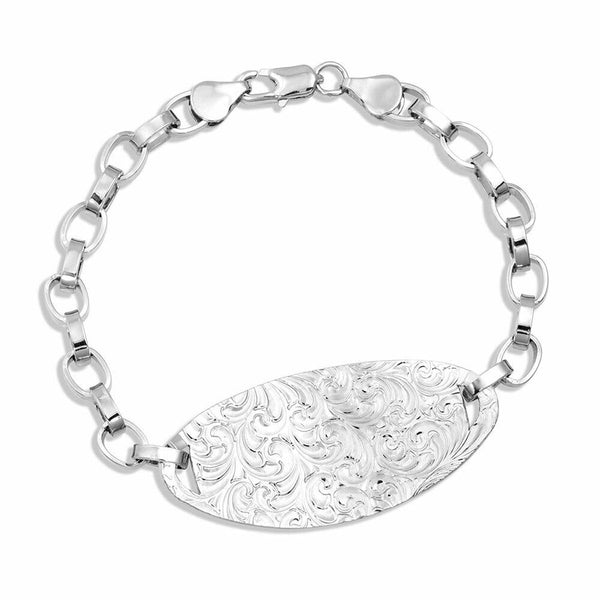 Montana Silversmiths Hope's Feather Wisp Bracelet BC4059RG
