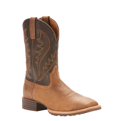 Ariat® Men's Hybrid Rancher Earth Tack Room Square Toe Boots 10025141