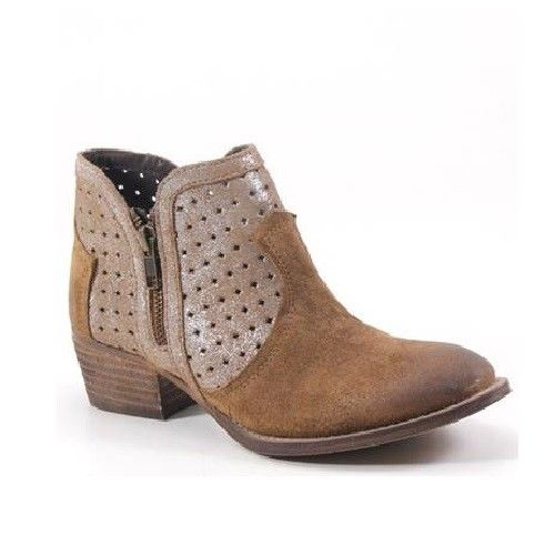 Diba True Ladies Show Tunes Cut-out Booties 54625