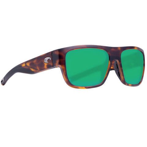 Costa Sampan Tortoise Frame with Glass Lens Sunglasses MH1-191-OGMGLP