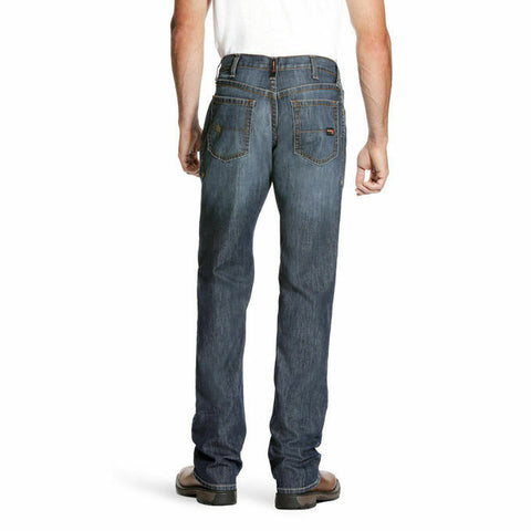 Ariat® Men's FR M4 Low Rise DuraStretch Light Boot Cut Jeans 10023466