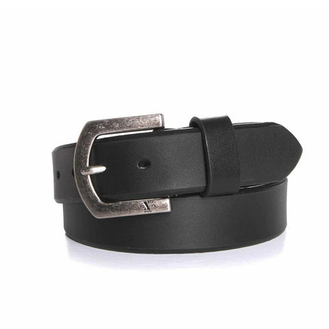 Nocona HD-Xtreme Men's Black Leather Belt N2710401