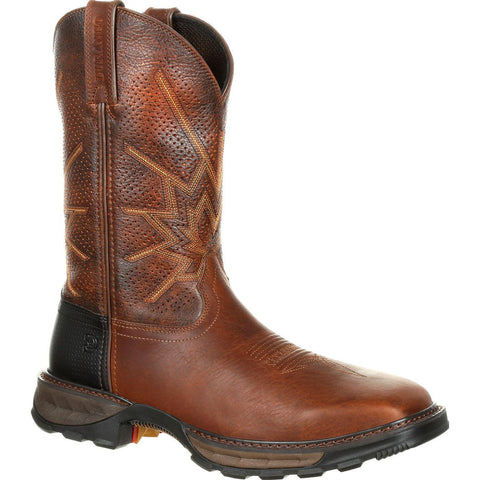 Durango Men's Maverick XP Steel Toe Ventilated Work Boots DDB0175