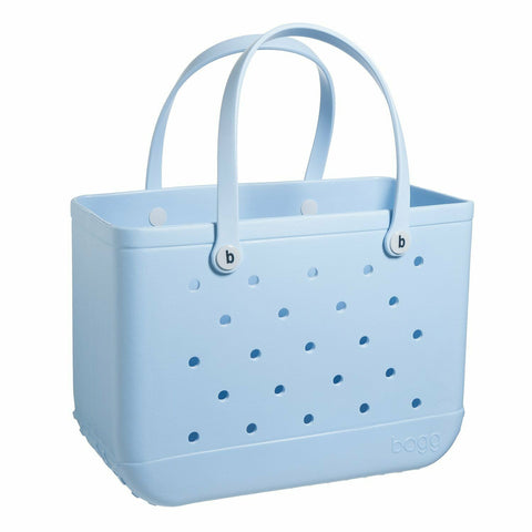 Bogg Bag Original Large Carolina On My Mind BLUE Bogg Tote 26OB-CARO