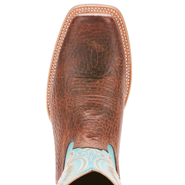 Ariat® Men's Relentless Advantage Banker Brown Boots 10025122
