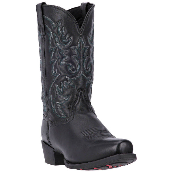 Laredo Men's Bryce Black Western Boot 68440 - Wild West Boot Store