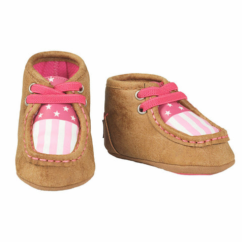 Double Barrel Infant Monroe Baby Bucker Shoes 4424208