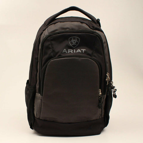 Ariat Unisex Black Backpack A460000606