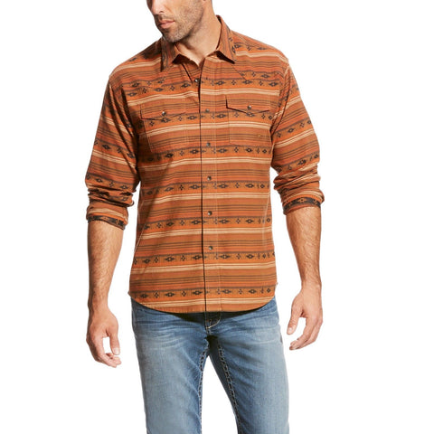 Ariat® Men's Wagnor Retro Button Shirt 10023997