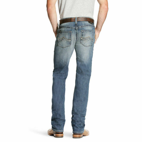 Ariat® Men's M5 Slim Jett Stretch Stackable Straight Leg Jean 10023468