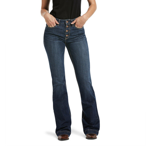 Ariat Ladies Slim Madelyn High Rise Trouser Jeans 10033493