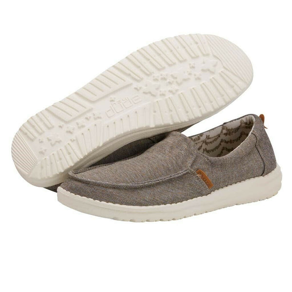 Hey Dude Ladies Misty Stretch Steppa Shoes 140011005
