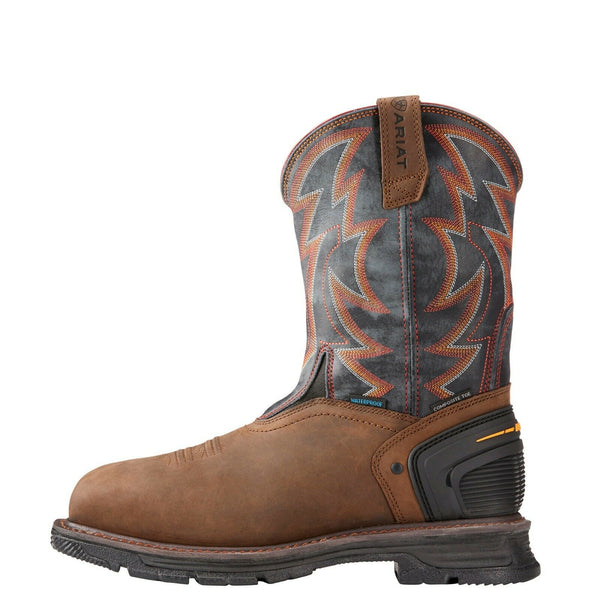 Ariat® Catalyst VX Thunder Composite Toe Waterproof Work Boot 10023062