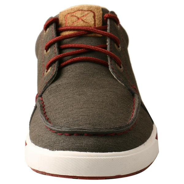 Twisted X Ladies Grey Casual Shoes WCA0030