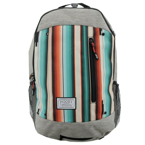 Hooey Serape Print With Grey Accents Rockstar Backpack Bag BP029SP