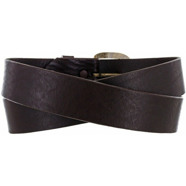 Justin Men's Work Basic Brown Belt 232BR