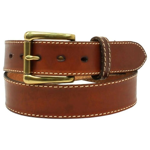 Nocona Men's Cognac Ocala Leather Belt N23009153